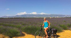 provence, el-cykel