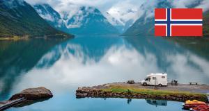norsk, autocampere